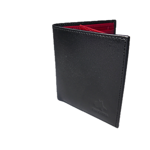 Compact wallet Black/Red