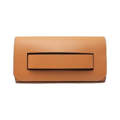 Clutch bag Shperka tan