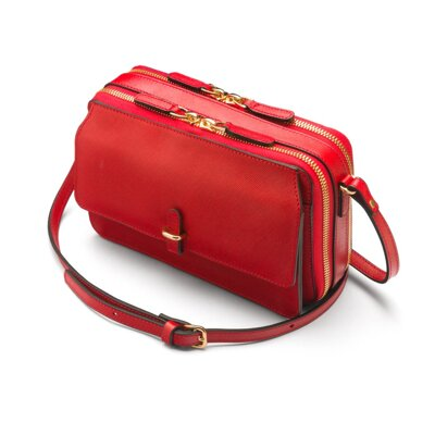 Lady Crossbody Red