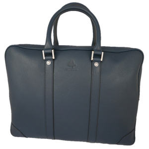 Navy Gainsborough Laptop Bag